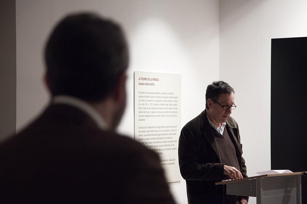 Vida por delate - museo de antropologia